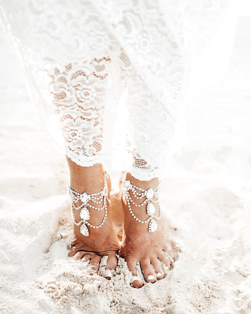 Barefoot_Sandals_Anklet_Chain_with_Rhinestone_for_Women_Lady's_Beach_Wedding_Foot_Jewelry_Party_Accessories