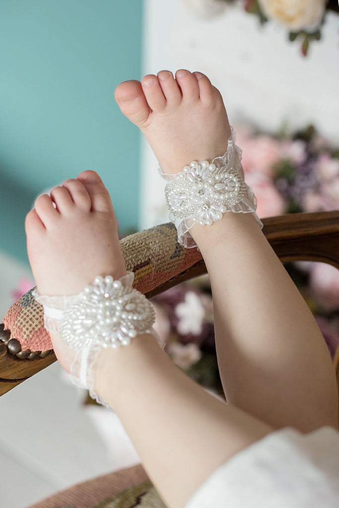 barefoot sandals baby