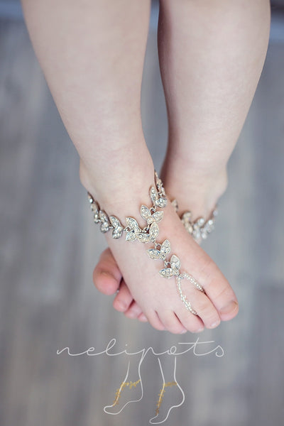 Toddler Jewelry, Christening Shoes ULULA design
