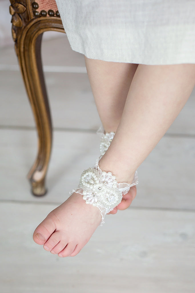 barefoot sandals for babies