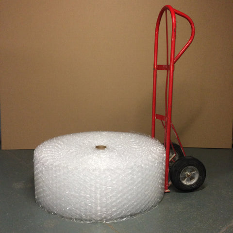 "1/2"" (Large) Bubble Wrap Rolls - 12"" Wide Perforated Every 12"""