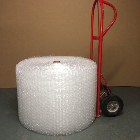 "1/2"" (Large) Bubble Wrap Rolls - 24"" Wide Perforated Every 12"""