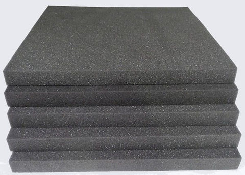 Grey Ether Foam Sheets