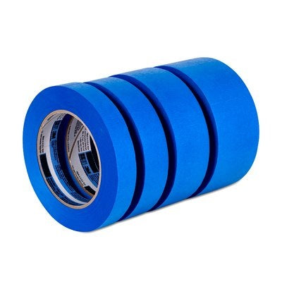 Blue Low Tack Tape