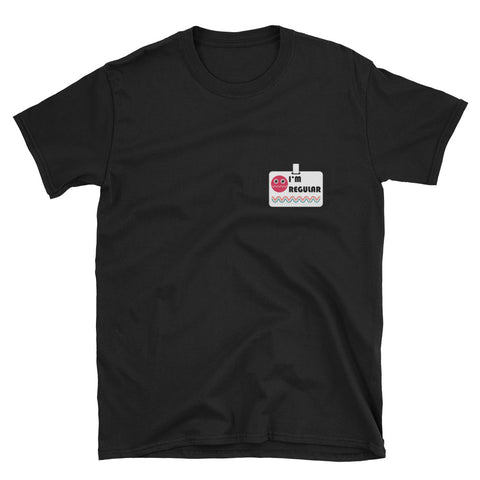 I'm Regular ID Card T-Shirt
