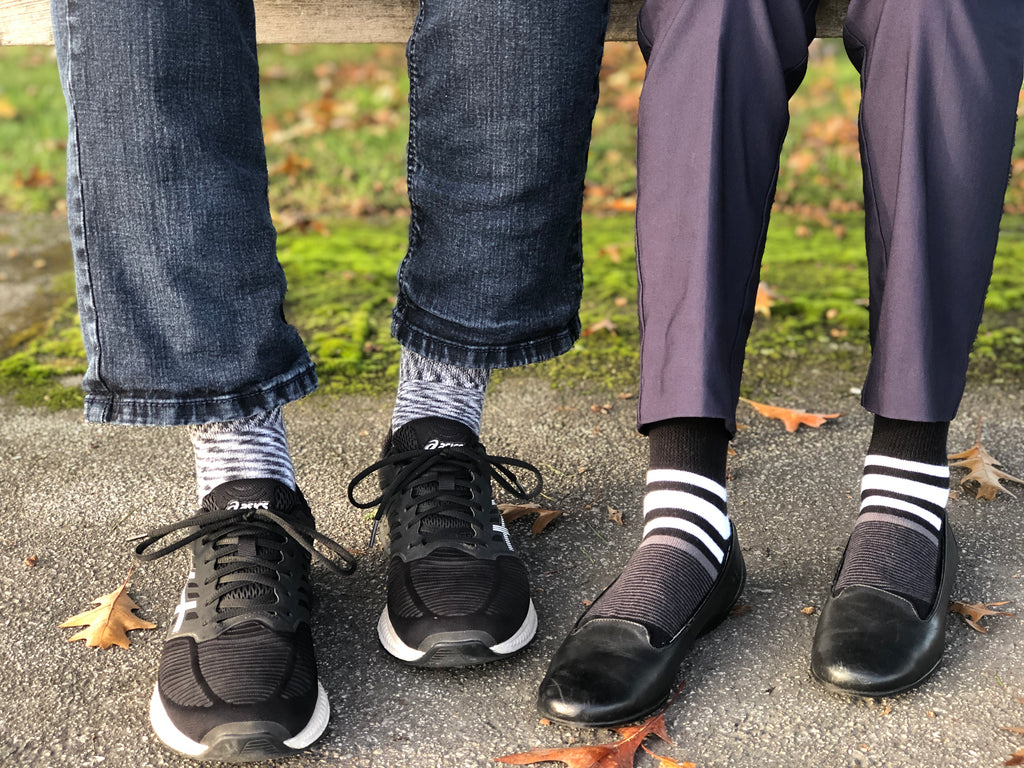 Diabetic Socks - neuropathy or cancer socks