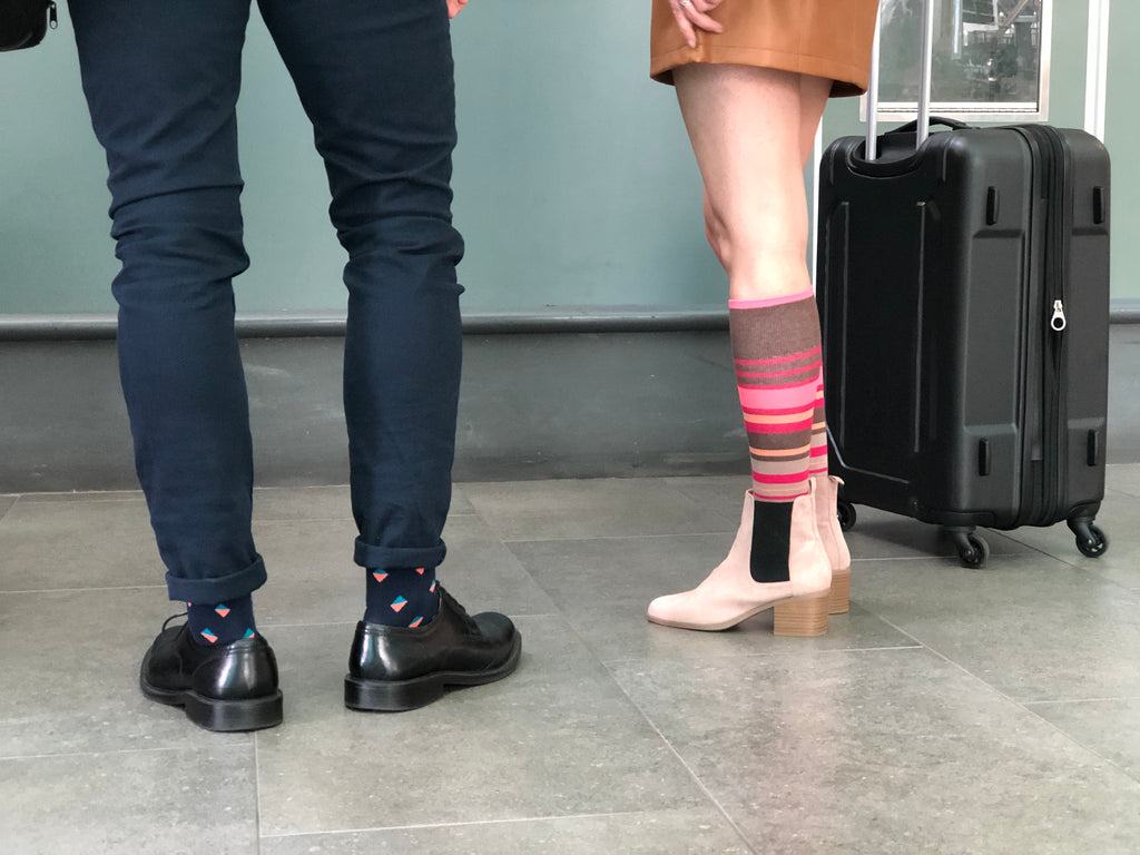 Dr. Segal's Flight Socks for Traveling
