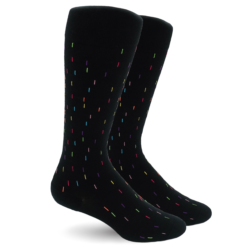 Dr Segal's Compression Socks Confetti Multi Color