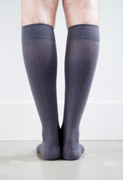 Grey Socks - Men's Medical
