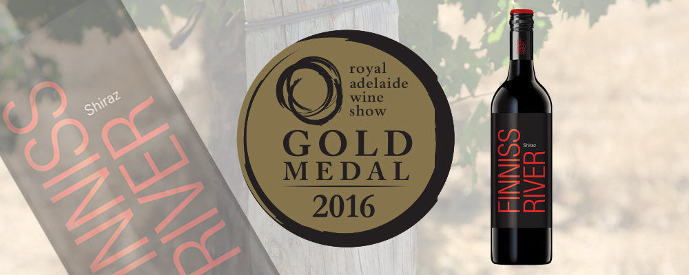 Finniss River wins Gold at the Royal Adelaide Wine Show