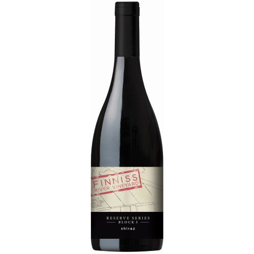 Block Reserve 2015 Shiraz