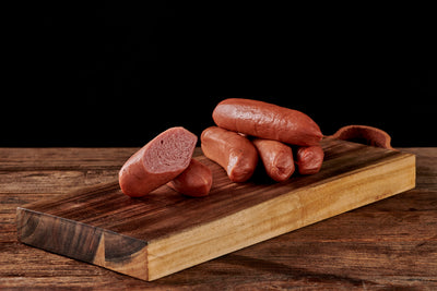 Mangalitsa Natural Casing Hot Dogs Value Bundle