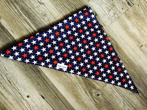 Summer Bandana: Star Spangled