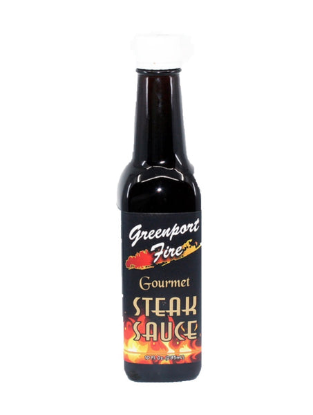 Greenport Fire Gourmet  Steak  Sauce