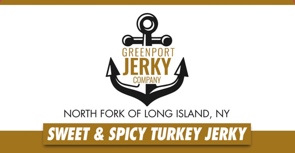 SWEET & SPICY TURKEY JERKY