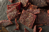 BLACK PEPPER & SEA SALT BEEF JERKY