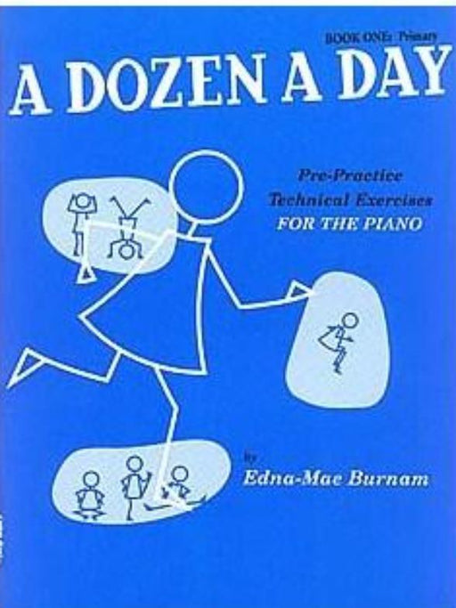 A Dozen A Day Book 1: Primary
