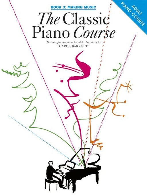 Carol Barret, Classical Piano Course Book 3