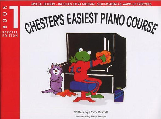Chesters, Easy Piano, Book 1