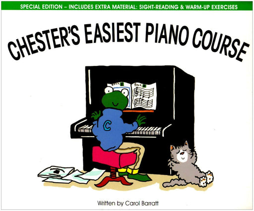 Chesters: Easiest Piano Course Book 2