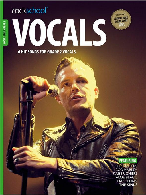 Rockschool: Male Vocals Grade 2