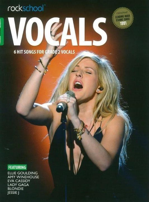 Rockschool: Female Vocals Grade 2