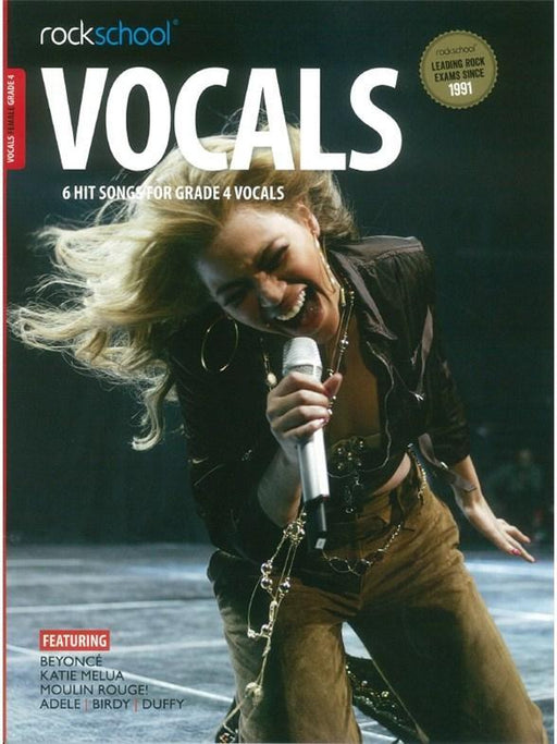 Rockschool: Female Vocals Grade 4