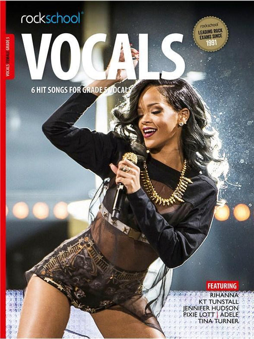 Rockschool: Female Vocals Grade 5