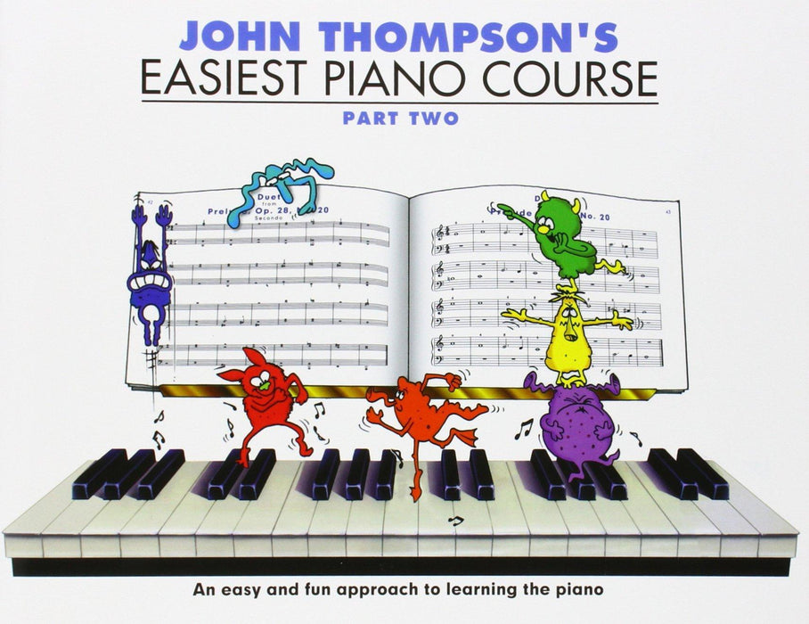 John Thompson: Easiest Piano Course Book 2