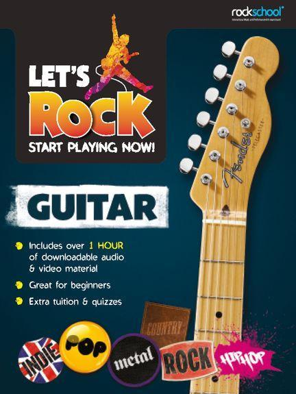 Rockschool Lets Rock Guitar