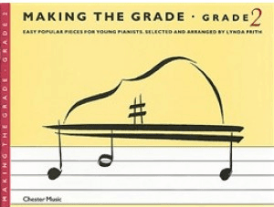 Making The Grade Grade 2 Piano