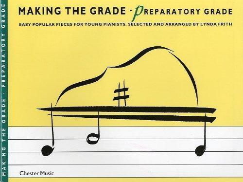 Making the Grade: Preparatory