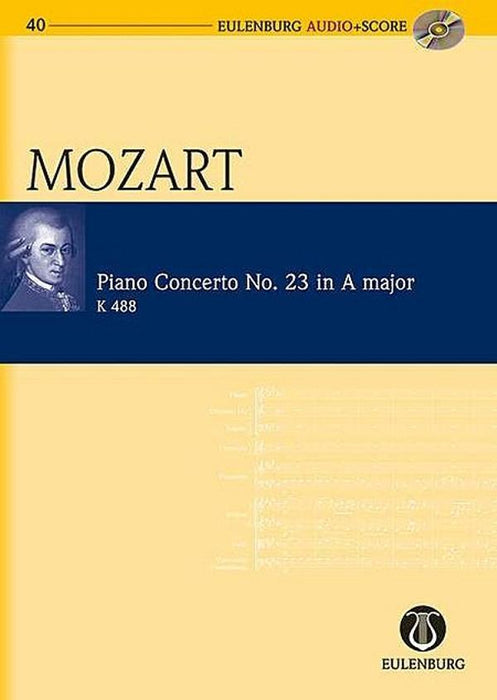 Mozart, Piano Concerto No. 23 (A Major)