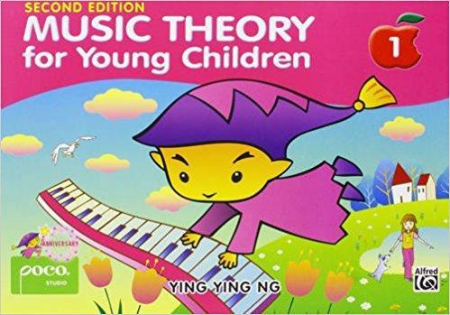 Music Theory for Young Children 1 (second edition)