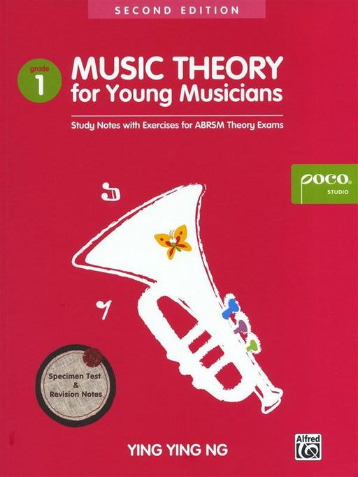 Music Theory for Young Musicans Grade 1, Ying Ying Ng