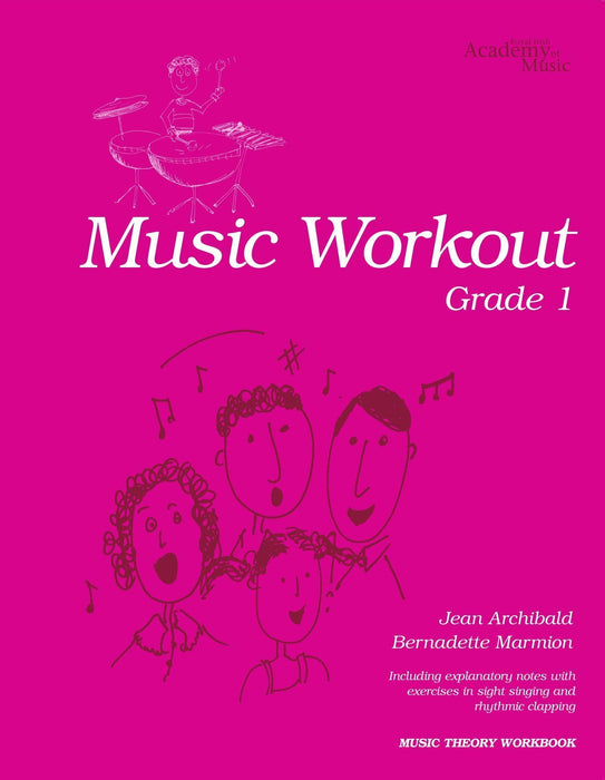 RIAM (Royal Irish Academy of Music) Music Workout Grade 1