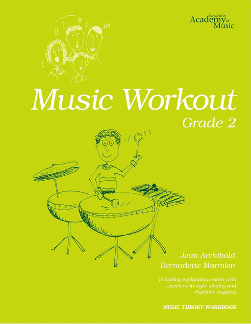 RIAM (Royal Irish Academy of Music) Music Workout Grade 2