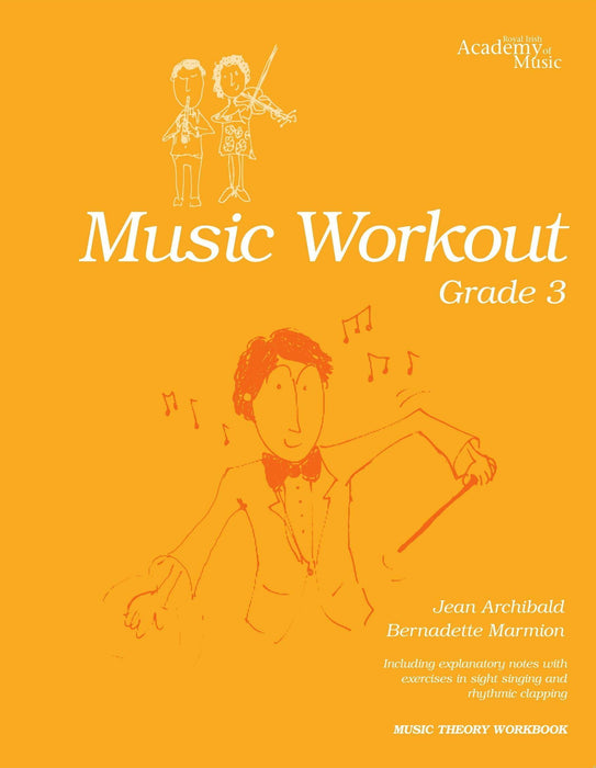 RIAM (Royal Irish Academy of Music) Music Workout Grade 3