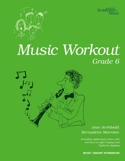 RIAM (Royal Irish Academy of Music) Music Workout Grade 6