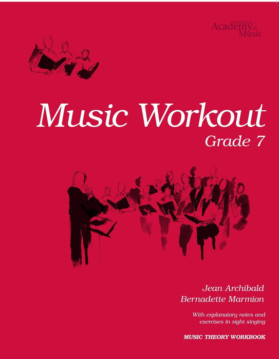 RIAM (Royal Irish Academy of Music) Music Workout Grade 7
