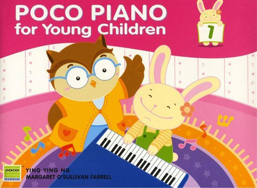 Poco Piano 1 for Young Children