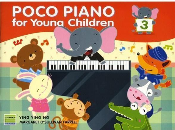Poco Piano 3 for Young Children