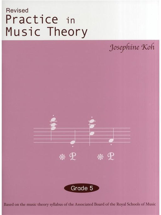 Practice in Music Theory Grade 5