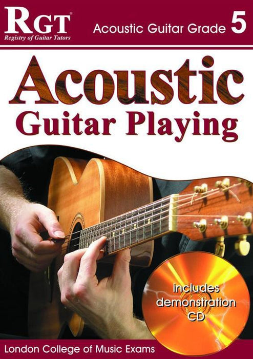 RGT: Acoustic Guitar Playing Grade 5