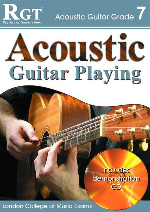 RGT: Acoustic Guitar Playing Grade 7