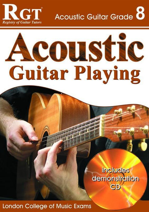 RGT: Acoustic Guitar Playing Grade 8