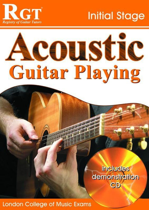 RGT: Acoustic Guitar Playing Inital