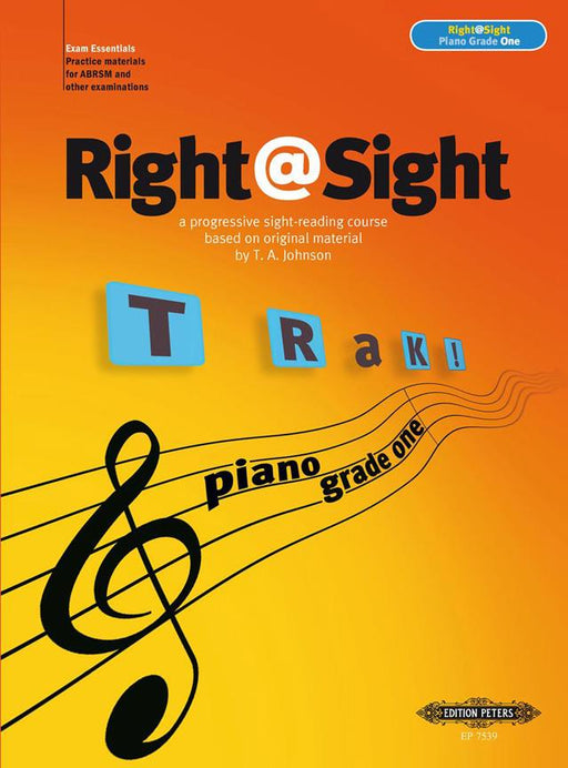 Right @ Sight Piano Grade 1