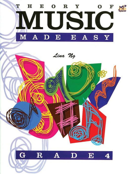 Theory of Music Made Easy: Grade 4