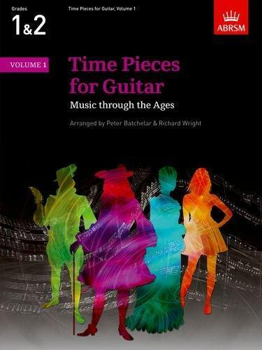 ABRSM: Time Pieces for Guitar Volume 1 (Grades 1 and 2)